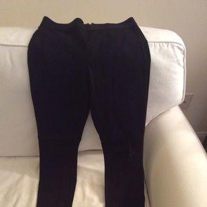 J Crew Black skinny Legging Pant